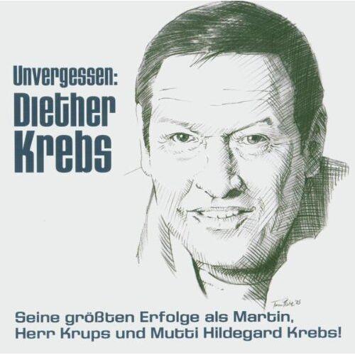 Diether Krebs - Unvergessen - Preis vom 24.02.2021 06:00:20 h