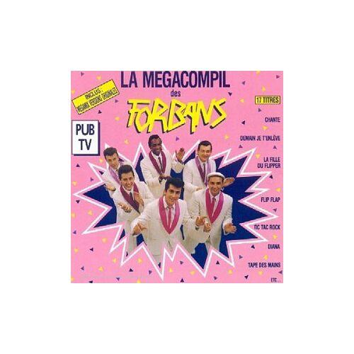 Les Forbans - Megacompil - Preis vom 25.01.2021 05:57:21 h