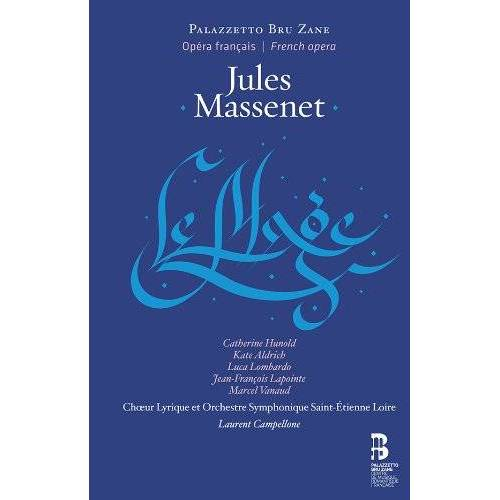 Catherine Hunold - Massenet: Le Mage - Preis vom 04.09.2020 04:54:27 h