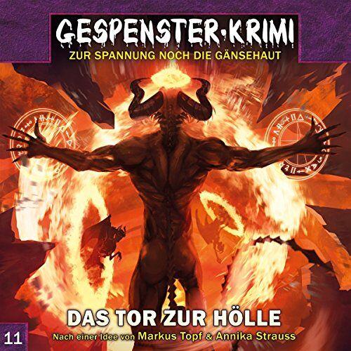 Jürgen Holdorf - Gespenster Krimi 11: Das Tor zur Hölle - Preis vom 13.05.2021 04:51:36 h