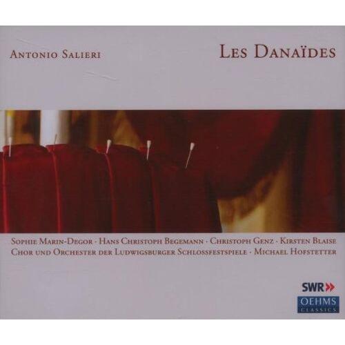 Ludwigsburger Schlossfestspiele - Salieri - Les Danaïdes - Preis vom 12.05.2021 04:50:50 h