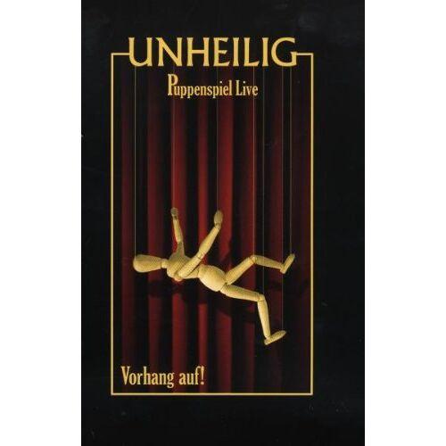Unheilig - Puppenspiel Live: Vorhang Auf! - Preis vom 17.01.2021 06:05:38 h