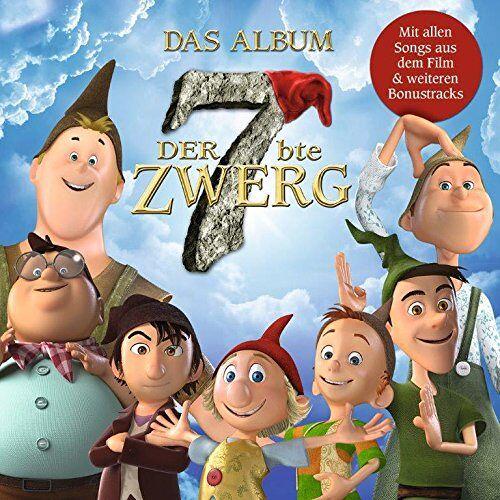 7 Zwerge - Der 7bte Zwerg - Das Album - Preis vom 21.01.2021 06:07:38 h