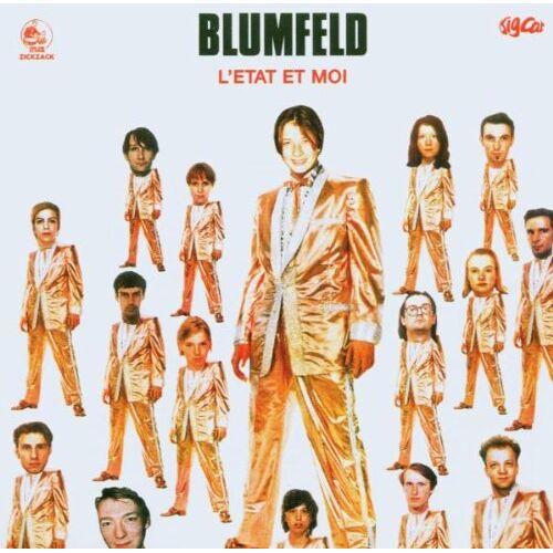 Blumfeld - L'etat Et Moi - Preis vom 10.11.2019 06:02:15 h