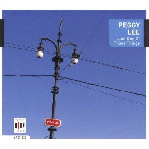Peggy Lee - Just One of Those Things - Preis vom 17.04.2021 04:51:59 h