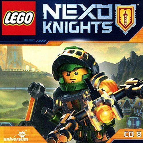 Lego Nexo Knights - Lego Nexo Knights Hörspiel Folge 8 - Preis vom 31.03.2020 04:56:10 h