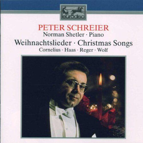 Reger - Weihnachtslieder - Preis vom 19.01.2021 06:03:31 h