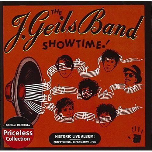 J.Geils Band - Showtime! - Preis vom 21.01.2021 06:07:38 h