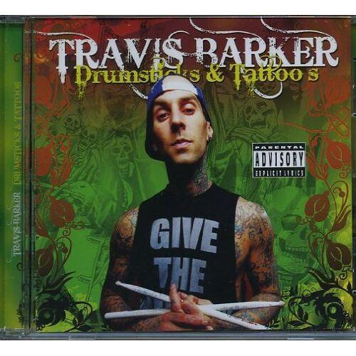 Travis Barker - Drumsticks & Tattoos - Preis vom 04.09.2020 04:54:27 h