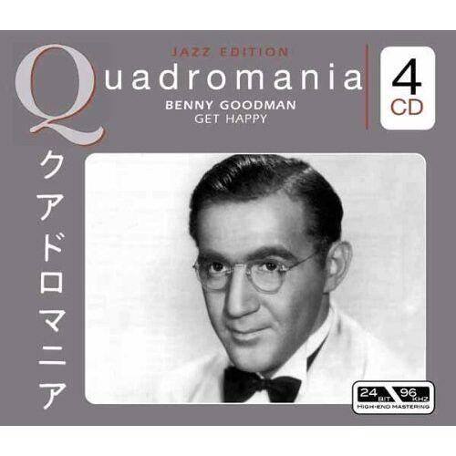 Benny Goodman - Get Happy - Preis vom 10.09.2020 04:46:56 h