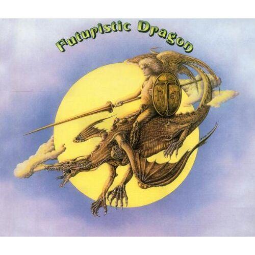 T.Rex - Futuristic Dragon - Preis vom 11.04.2021 04:47:53 h