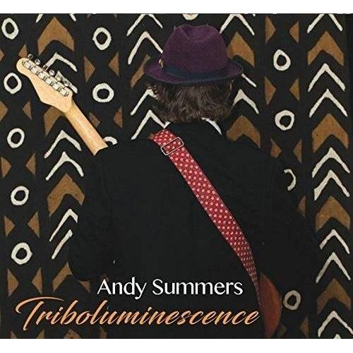 Andy Summers - Triboluminescence - Preis vom 15.04.2021 04:51:42 h