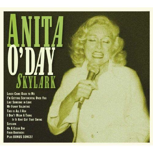 Anita O'Day - Skylark - Preis vom 28.02.2021 06:03:40 h