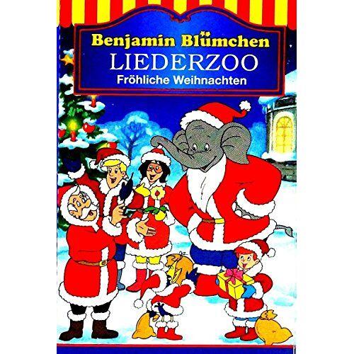 Benjamin Blümchen - Benjamin Bluemchen - Liederzoo: Froehliche Weihnachten [Musikkassette] [Musikkassette] - Preis vom 17.07.2019 05:54:38 h