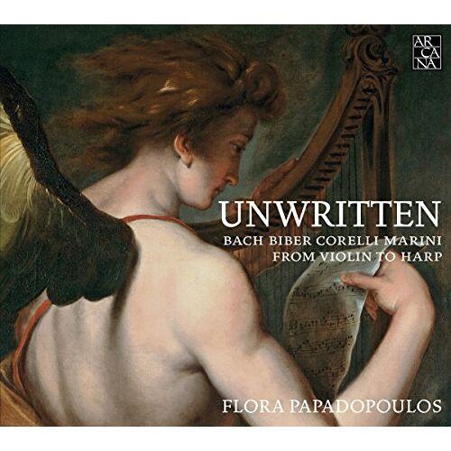 Flora Papadopoulos - Unwritten - Werke für Harfe solo - Preis vom 20.10.2020 04:55:35 h