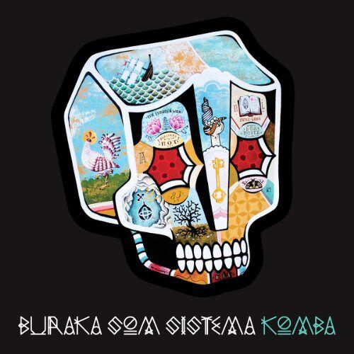 Buraka Som Sistema - Komba - Preis vom 06.09.2020 04:54:28 h