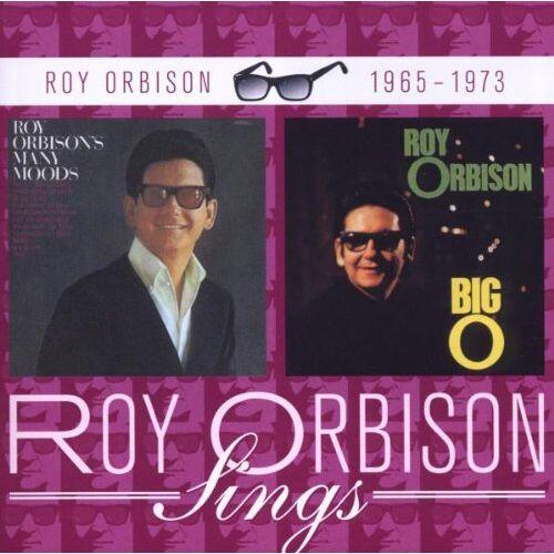 Roy Orbison - Roy Orbison's Many Moods/the Big O - Preis vom 28.02.2021 06:03:40 h
