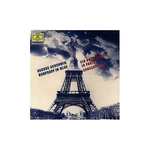 Masur - Rhapsody in Blue / Amerikaner in Paris - Preis vom 27.11.2019 05:54:47 h