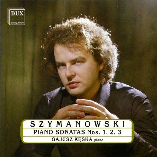 Gajusz Keska (Klavier) - Szymanowski: Klaviersonaten Nr.1-3 - Preis vom 24.02.2021 06:00:20 h