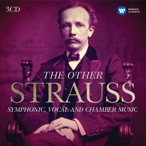 Boris Berezovky - Strauss: The Other Strauss - Preis vom 27.02.2021 06:04:24 h