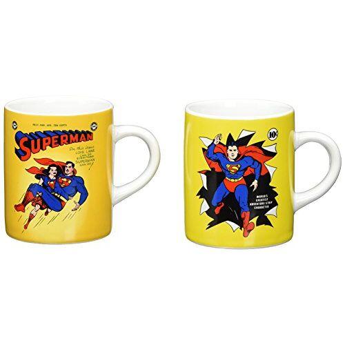 Superman - Mini Kaffeetasse Set Superman - Preis vom 05.09.2020 04:49:05 h