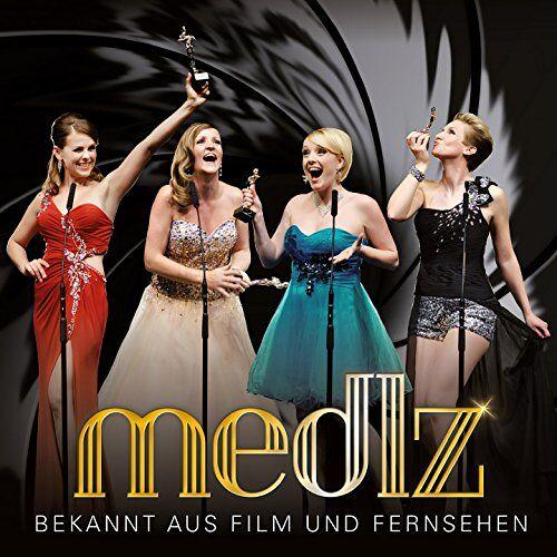 Medlz - Bekannt aus Film und Fernsehen - Preis vom 17.04.2021 04:51:59 h