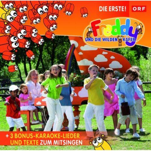 Freddy U.d.Wilden Kaefer - Erste!,die - Preis vom 26.02.2020 06:02:12 h