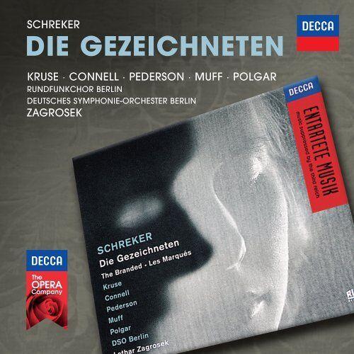 Kruse - Die Gezeichneten - Preis vom 05.05.2021 04:54:13 h