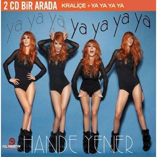Hande Yener - Ya Ya Ya Ya + Kralice - Preis vom 11.04.2021 04:47:53 h