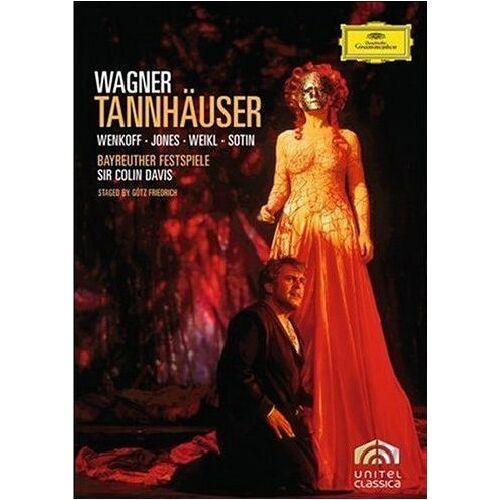 Götz Friedrich - Tannhäuser [2 DVDs] - Preis vom 14.05.2021 04:51:20 h