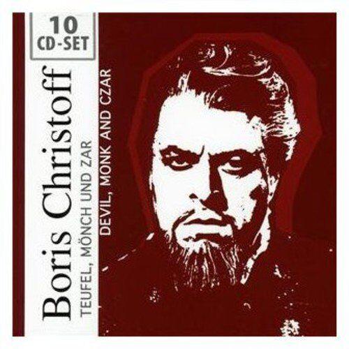 Boris Christoff - Boris Christoff: Teufel, Mönch und Zar - Preis vom 23.01.2021 06:00:26 h