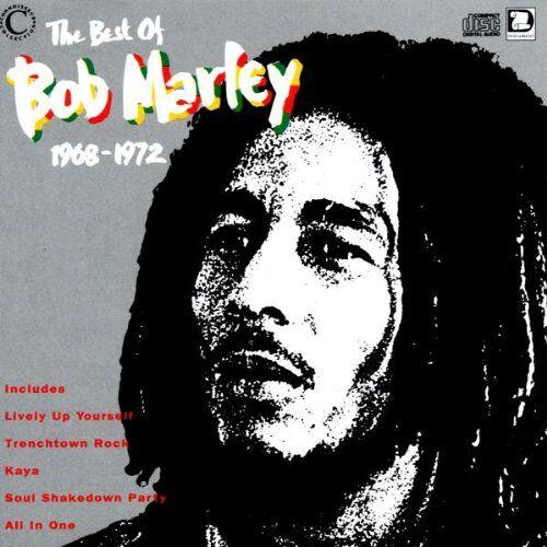 Bob Marley - The Best Of Bob Marley 1968-1972 - Preis vom 20.10.2020 04:55:35 h