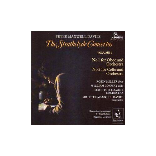Davies - The Strathclyde Concertos - Preis vom 21.01.2021 06:07:38 h