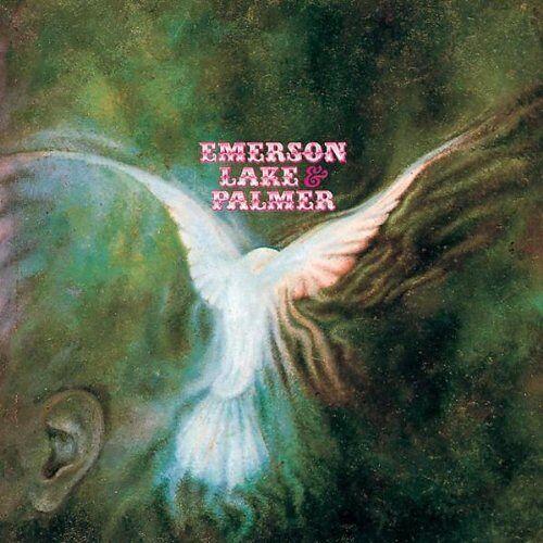 Emerson, Lake & Palmer - Emerson, Lake & Palmer - Preis vom 20.10.2020 04:55:35 h
