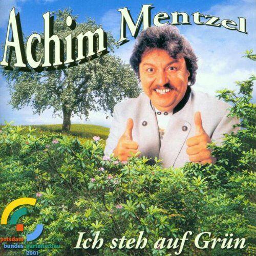 Achim Mentzel - Ich Steh auf Grün - Preis vom 23.02.2021 06:05:19 h