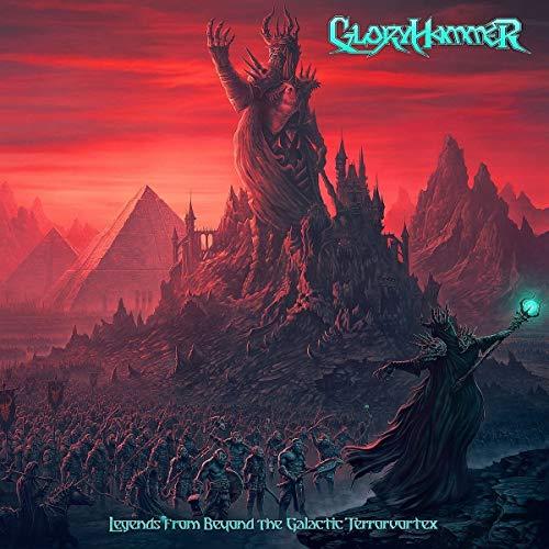 Gloryhammer - Legends from Beyond the Galactic Terrorvortex - Preis vom 20.10.2020 04:55:35 h
