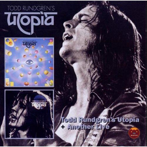 Utopia - Todd Rundgren's Utopia/Another Live - Preis vom 28.02.2021 06:03:40 h