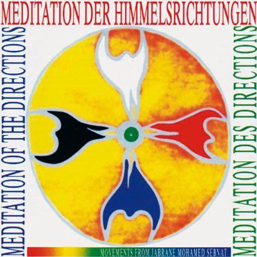 Jabrane Sebnat - Meditation der Vier Himmelsrichtungen - Preis vom 07.05.2021 04:52:30 h