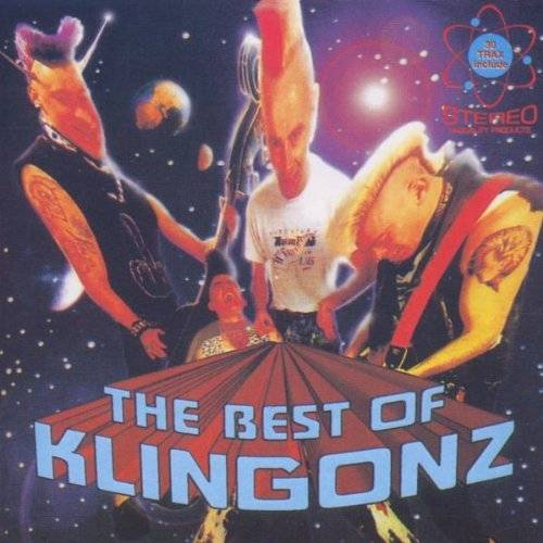 Klingonz - Best of the Klingonz - Preis vom 28.02.2021 06:03:40 h