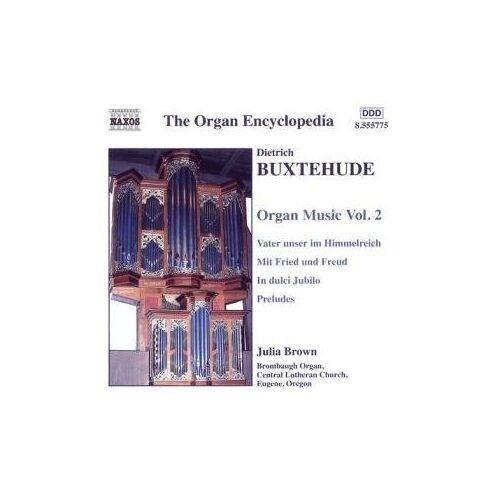 Julia Brown - Orgelmusik Vol. 2 - Preis vom 10.11.2019 06:02:15 h