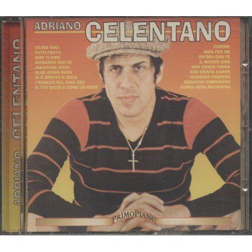 Adriano Celentano - Best of/Primo Piano - Preis vom 20.10.2020 04:55:35 h