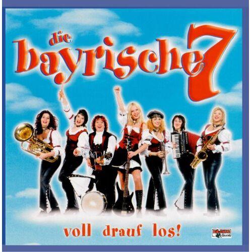 Die Bayrische 7 - voll drauf los! - Preis vom 06.09.2020 04:54:28 h
