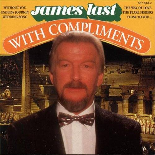 James Last - With Compliments - Preis vom 11.05.2021 04:49:30 h