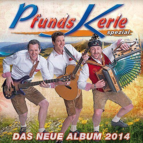 Pfundskerle - Let's Dance (Lass uns tanzen geh'n) - Preis vom 20.10.2020 04:55:35 h