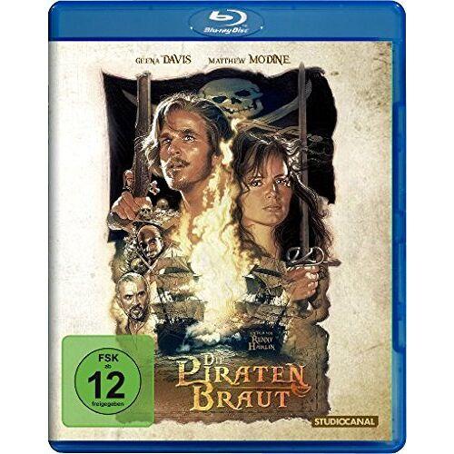 Renny Harlin - Die Piratenbraut [Blu-ray] - Preis vom 03.12.2020 05:57:36 h