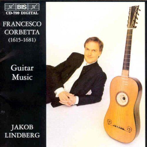 Jakob Lindberg - Gitarrenmusik - Preis vom 18.04.2021 04:52:10 h