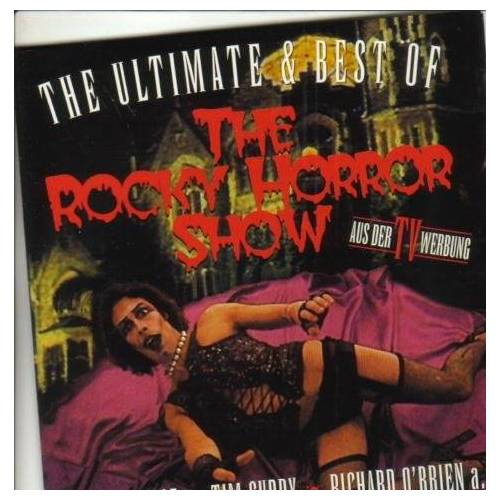 The Rocky Horror Picture Show - Rocky Horror-Ultimate & Best - Preis vom 15.02.2020 06:02:38 h