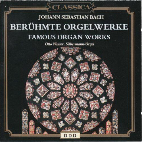 Bach - Orgelwerke (Silbermann Orgel) - Preis vom 14.05.2021 04:51:20 h