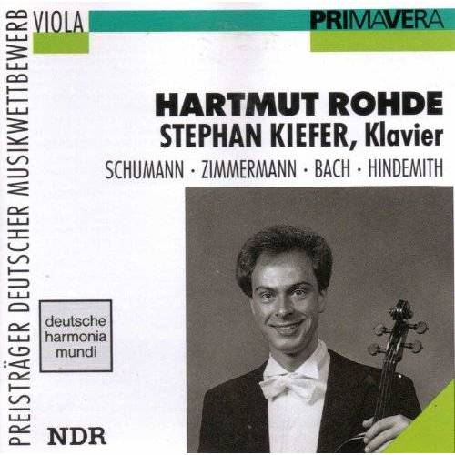 H. Rohde - Hartmut Rohde-Viola - Preis vom 14.04.2021 04:53:30 h