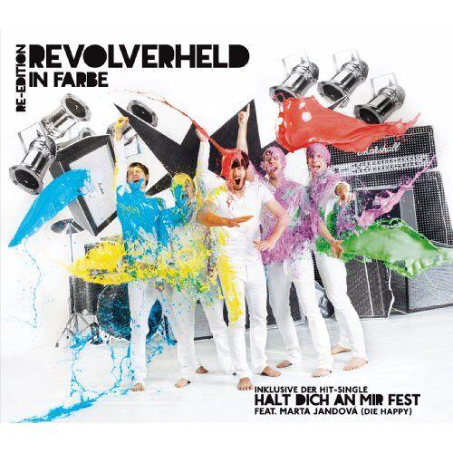 Revolverheld - Revolverheld In Farbe Reedition - Preis vom 18.02.2020 05:58:08 h